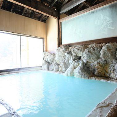 白骨ゑびすやのお風呂